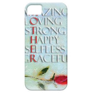 A Mother's Love iPhone 5 Cover