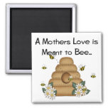 A Mother's Love is Meant to Bee Magnet