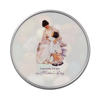 A Mother's Love. Mother's Day Gift Candy Jelly Belly Tin