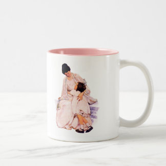 A Mother's Love. Mother's Day Gift Mugs