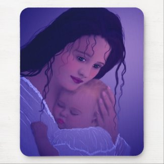 A Mother's Love mousepad