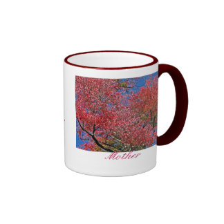 A Mothers love never fades mug