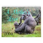 A Mother's Love Wall Calendars