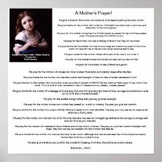 A Mother's Prayer! Poster