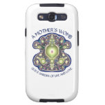 A Mother's Womb: God's Garden of Life and Love Samsung Galaxy S3 Cover