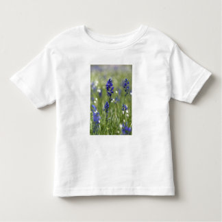A mountain meadow of wildflowers including tee shirt