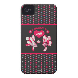 A Mountain of Love iPhone 4 Case-Mate Cases