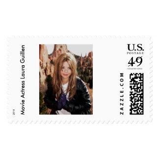 A Movie Actress Laura Guillen aka Ishah Stamp