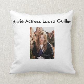 A Movie Actress Laura Guillen Item Pillows