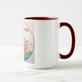 A Mug for Blue Ridge Mountain Cat Lovers