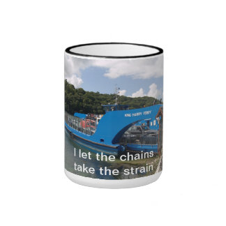 A mug for fans of the King Harry Ferry