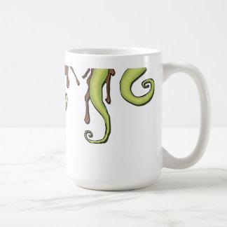 A mug of coffee, or something else?