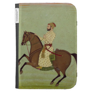 A Mughal Noble on Horseback c 1790 from the Larg Kindle 3G Case
