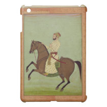 A Mughal Noble on Horseback, c.1790, from the Larg iPad Mini Cover