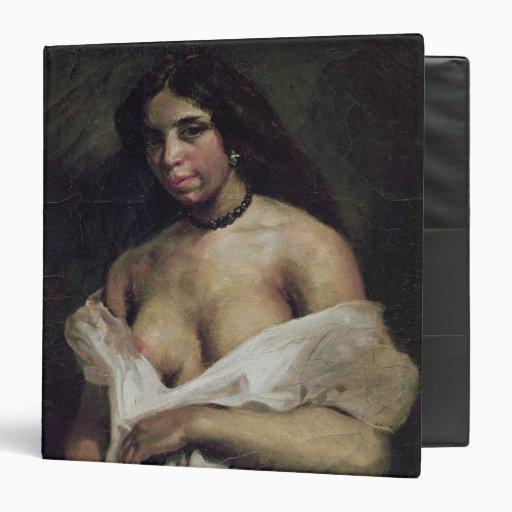 A Mulatto Woman, c.1821-24 3 Ring Binder