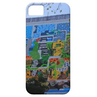 A Mural on the San Antonio Riverwalk iPhone SE/5/5s Case