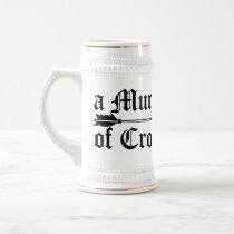 a Murder of Crones mug