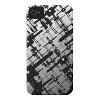 A Murder Of Crow-Bots iPhone 4 Case