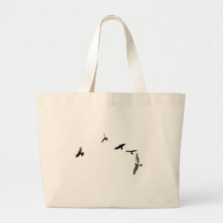 A Murder of Crows Canvas Bag