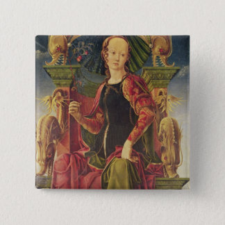 A Muse, c.1455-60 Button