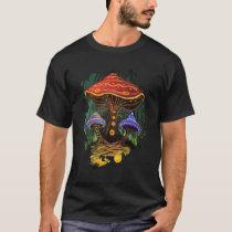 A Mushroom World T-Shirt