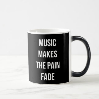 A Music Inspired Mug