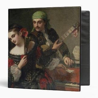 A Music Lesson, Seville Binder