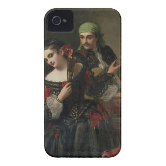 A Music Lesson, Seville iPhone 4 Cover
