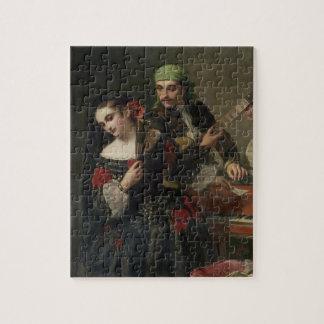 A Music Lesson, Seville Jigsaw Puzzle