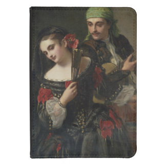 A Music Lesson, Seville Kindle Touch Cover