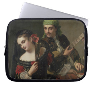 A Music Lesson, Seville Laptop Sleeves