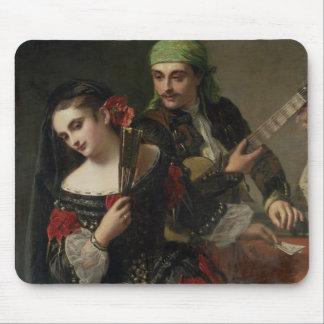 A Music Lesson, Seville Mouse Pad