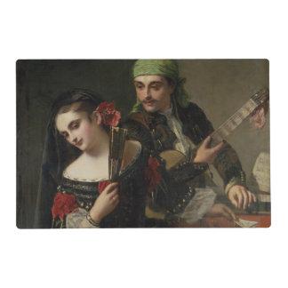 A Music Lesson, Seville Placemat