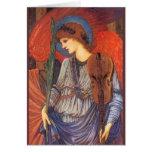 A Musical Angel Card