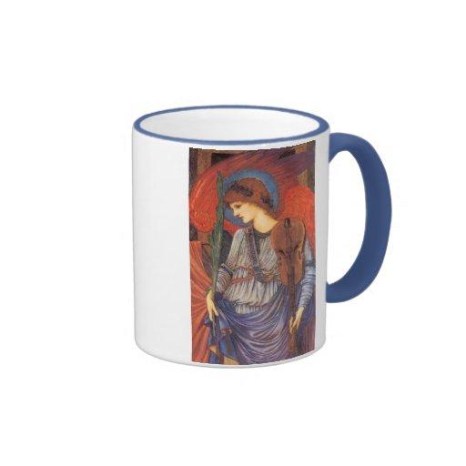 A Musical Angel Coffee Mugs