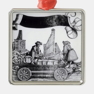 A Musical Carriage Ornament