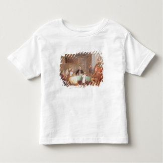 A Musical Evening (oil on canvas) 2 Toddler T-shirt