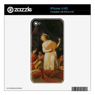 A Musical Party, 1681 iPhone 4 Decal