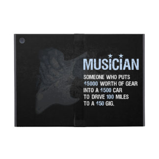 A Musician is… iPad Mini Cover