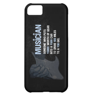 A Musician is… iPhone 5C Cases