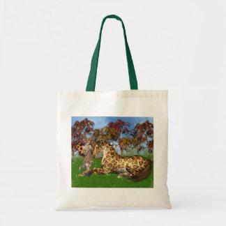 A Mystical Horse Tote Bag