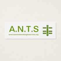 A.N.T.S - Ant Totem Business Card