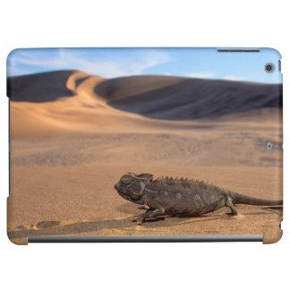 A Namaqua Chameleon walking iPad Air Cases
