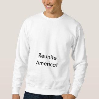 A nation divided sweatshirt