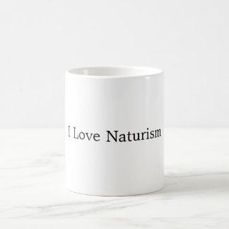 A Naturist Mug & Cup