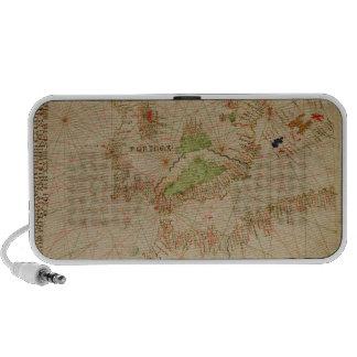 A nautical atlas mini speaker