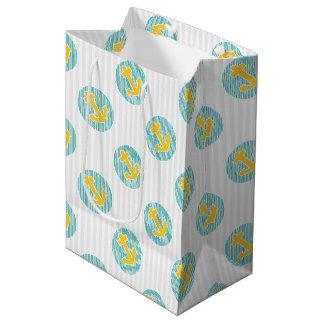 A Nautical Party Medium Gift Bag