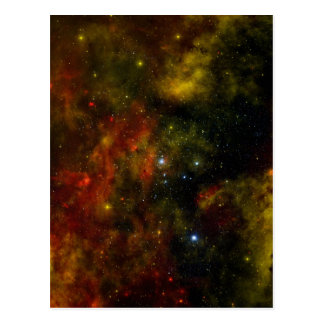 A Nearby Stellar Cradle Post Card