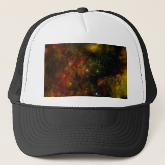 A Nearby Stellar Cradle Trucker Hat