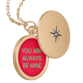 A NECKLACE WITH A TITLE